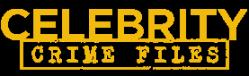 Celebrity Crime Files Logo