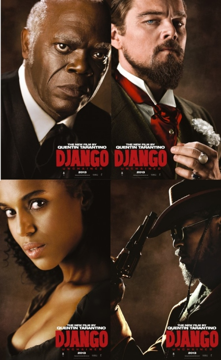 django-unchained-character-posters