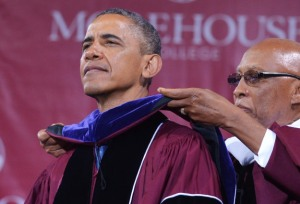 Obama Morehouse