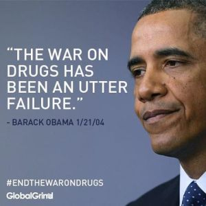 War on Drugs Obama