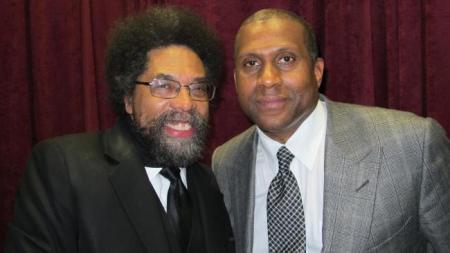 Cornel West - Tavis