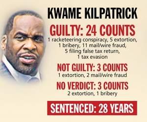 Kwame Sentencing Poster