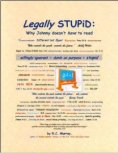 Legally Stupid Cover