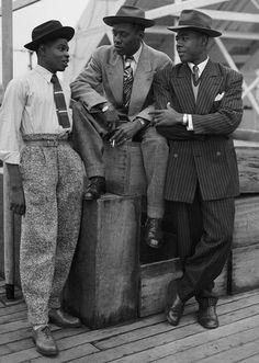 1950 Black Men