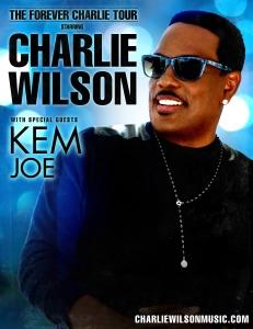 Charlie Wilson Forever